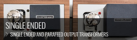 Single Ended Output Transformers